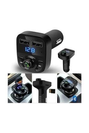 POLYGOLD Carx8 Bluetooth Araç Kiti 1