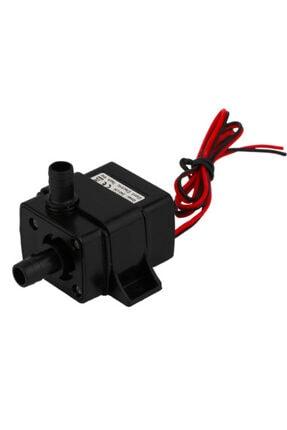 KOSECo 12 Volt Mini Dalgıç Su Ve Yağ Aktarma Pompası (240 Lt/saat) 1