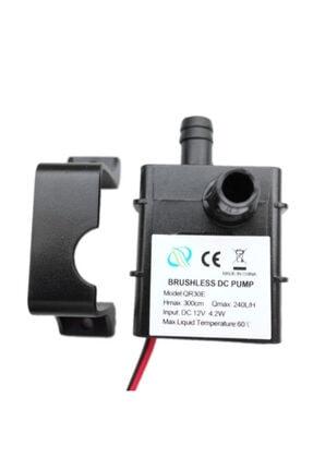 KOSECo 12 Volt Mini Dalgıç Su Ve Yağ Aktarma Pompası (240 Lt/saat) 4