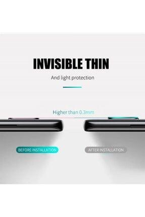 TeknoDuvar Xiaomi Redmi Note 9 Pro Kamera Koruma Camı 3