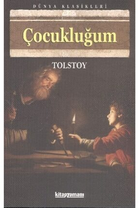 Anonim Yayınları Çocukluğum Tolstoy 0