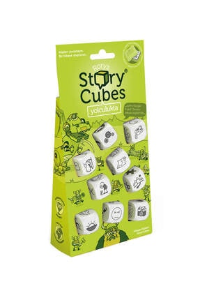 Rory's Story Cubes Rory'nin Hikaye Küpleri - Yolculukta - Hediyelik ( - Voyages) / 0