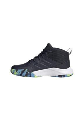 adidas Unısex Çocuk Siyah Spor Ayakkabı 1