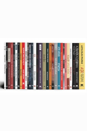 Parana Yayınları 30 Lu Kütüphane Seti 0