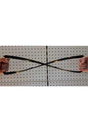 Z Tech Esnek Kırılmaz Siyah Çerçeveli Plaka Altı Çerçeve Plakalık 1 Adet 2