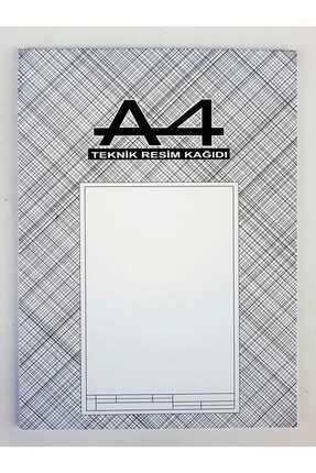 Kocaoluk Teknik Resim Kağıdı A4 30 Yaprak 0