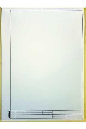 Kocaoluk Teknik Resim Kağıdı A4 30 Yaprak 1