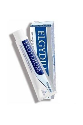 Pierre Fabre Elgydium Whitening Beyazlatıcı Günlük Diş Macunu 0