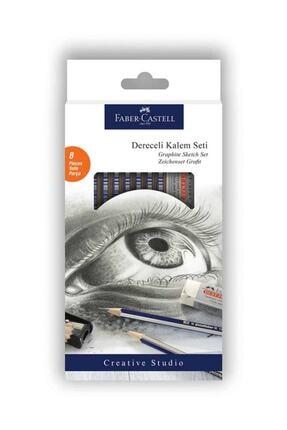 Faber Castell Dereceli Kalem Seti 0