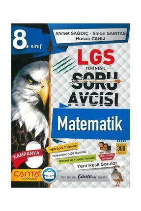 Çanta Yayıncılık ?çanta Yayınları 8. Sınıf Lgs Matematik Soru Avcısı 0