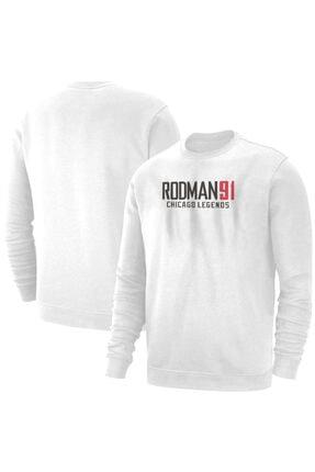 Another Dennis Rodman Basic (bsc-wht-395-plyr-dennıs.rodman) 0