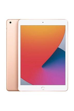 Apple iPad 8. Nesil 10.2'' Wi-Fi 32GB Altın MYLC2TU/A 0