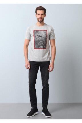 Ramsey Baskılı Örme T - Shirt 3