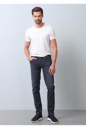 Ramsey Düz Denim Pantolon 1