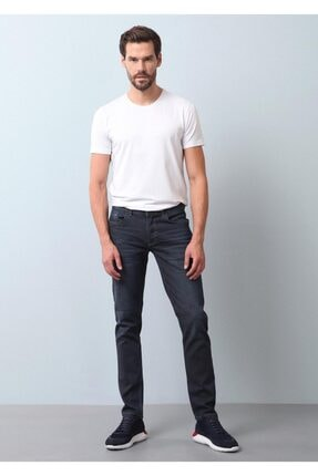 Ramsey Düz Denim Pantolon 3