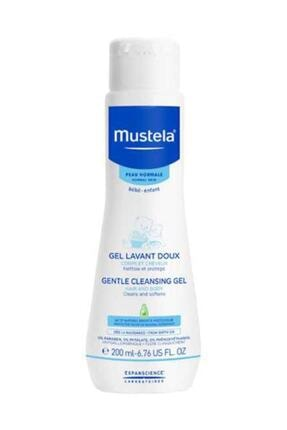 Mustela Gentle-cleansing Gel 200ml 0