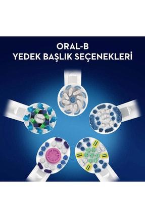 Oral-B Diş Fırçası Yedek Başlığı Cross Action 4 Adet 4