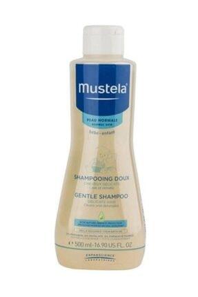 Mustela Gentle Shampoo Bebek Şampuanı 500 Ml 0
