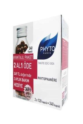 Phyto Cyane 2x120 Kapsül Set 0