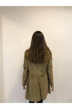 ASUS Kadın Bej Karolina ceket 2