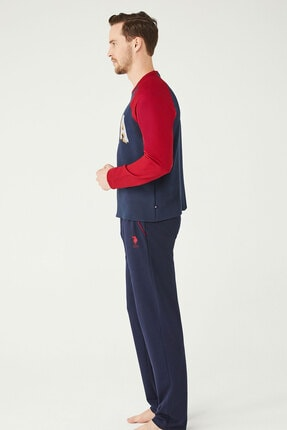 US Polo Assn Erkek Lacivert Ev Giyim 1