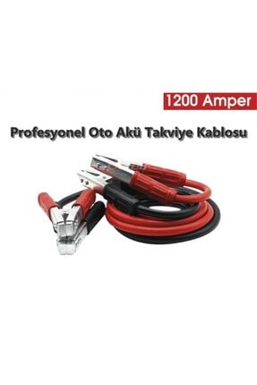 Sevenyol Kia Sportage 93-04 Çantalı Lüx 1200 Amp Profesyonel Akü Takviye Kablosu 0