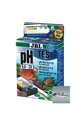 JBL Ph 6.0-7.6 Akvaryum Suyu Test Seti 0