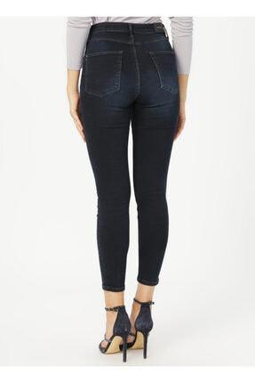 Loft Lf2025593 Kadın Natalıe Sara Blue Black Wash W Denim Pantolon 20k 3