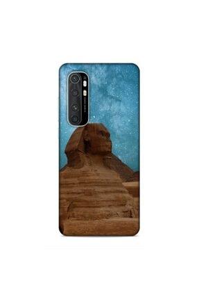 Pickcase Xiaomi Mi Note 10 Lite Kılıf Desenli Arka Kapak Mısır 0