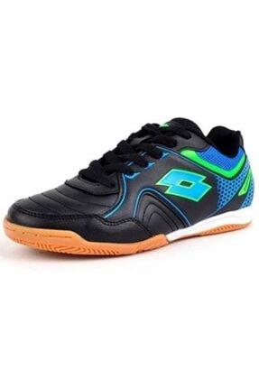Lotto Unisex Mavi Futsal Salon Ayakkabısı 0