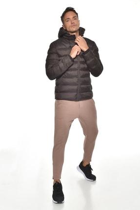 bilcee Kahverengi Erkek Şişme Mont GW-9422 3