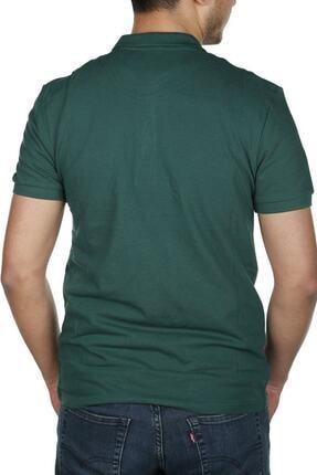 Cazador Erkek Yeşil Polo Yaka T Shirt 4613 2