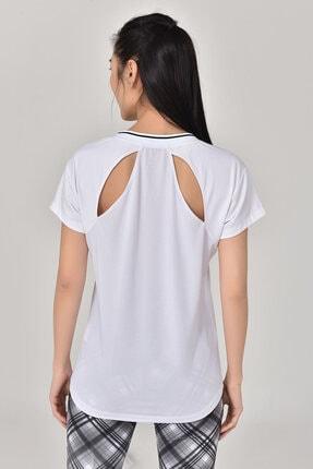 bilcee Beyaz Kadın T-Shirt GS-8029 1