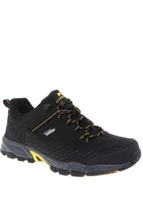 Erkek Siyah Turuncu Outdoor Ayakkabısı bybc.7322L FLAKE