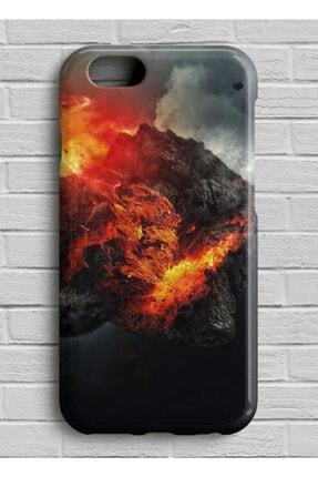 TisortFabrikasi Iphone 6/6s Plus Asteroit Telefon Kılıfı 0
