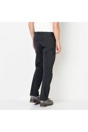 Jack Wolfskin Erkek Lacivert Activate Thermic Pantolon 4