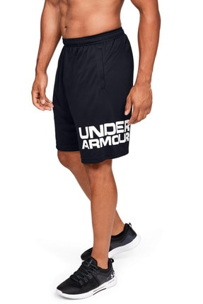 Under Armour Erkek Spor Şort - Ua Tech Wordmark Shorts - 1351653-001 2