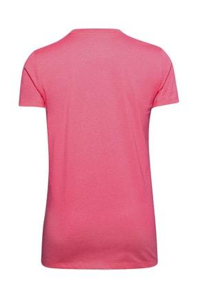Under Armour Kadın Spor T-Shirt - Live Sportstyle Graphic Ssc - 1356305-668 1