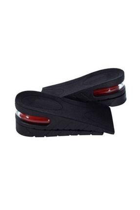 3M Ünisex 5 Cm Tam Boy Uzatıcı Tabanlık Hava Yastıklı Uzatan Ayakkabı Tabanlığı Gizli Topuk Yükselten 0