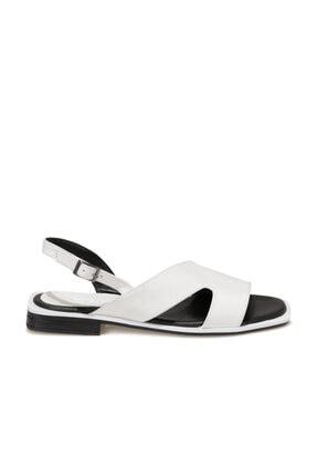 Butigo TERRY 1FX Beyaz Kadın Sandalet 101045571 0