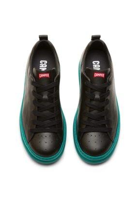 CAMPER Erkek Siyah  Runner Four Sneaker Black 2