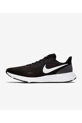 Nike Revolution 5 Erkek Siyah Koşu Ayakkabısı Bq3204-002 4