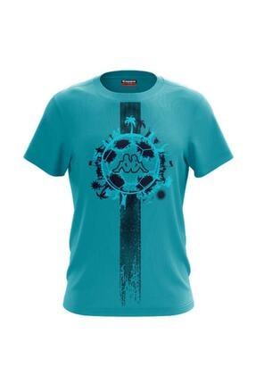 Picture of 304ı4ı0 Erkek Baskılı T-shirt Bartarı