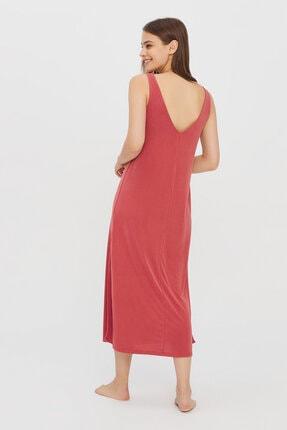 Penti KadınTuruncu Danish Elbise 3
