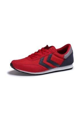 HUMMEL Seventyone Classic Kırmızı Unisex Ayakkabı 4