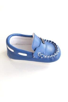 Picture of Bebe Ayakkabı Mavi-klasik