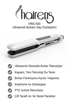 Hairens Hrs-540 Ultrasonik Buharlı Saç Düzleştirici 1