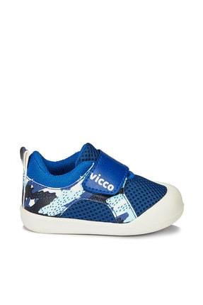 Vicco Mila Ilk Adım Saks Mavi Günlük Ayakkabı 2