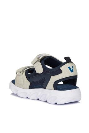 Vicco Roy Erkek Bebe Lacivert Sandalet 3