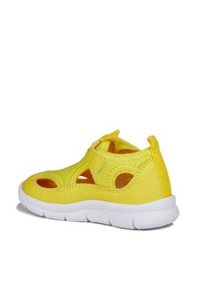 Vicco Berry Unisex Bebe Sarı Spor Ayakkabı 3